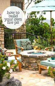better homes and gardens fire pit. Diy Garden Projects Better Homes And Gardens How To Build A Fire Pit D