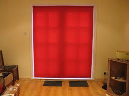 patio door roller blinds.  Blinds Roller Blind Fitted To Patio Door In Muswell Hill And Patio Door Blinds L