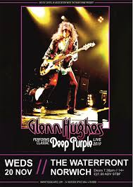 <b>Glenn Hughes</b> Performs Classic Deep Purple Live