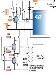 wiring diagram for solar inverter the wiring diagram solar inverter charger circuit for science project electronic wiring diagram