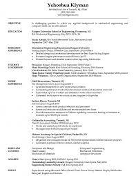 Free Download Sample 16 Mechanical Engineering Resume Templates