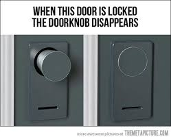 Simple Cool Door Locks This Pin And More On By Throughout Innovation Ideas