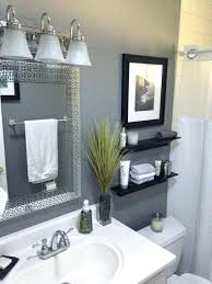 half bathroom ideas gray. Best Purple Small Bathrooms Ideas On Smallwell Design Of Half Bathroom Gray For Relaxing Days And A