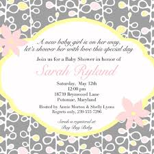 Sweet Pink Zigzag Brunch Or Luncheon Invitation Card For Baby Display Baby Shower Wording