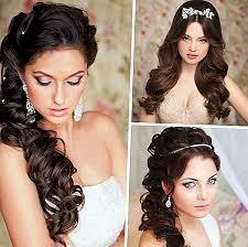 Svatební účes Nejkrásnější Možnosti Pro Dlouhé A Střední Vlasy Srážky
