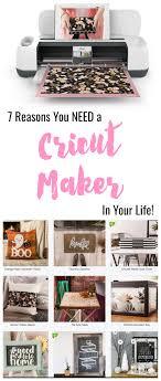 Cricut Machine Designs Why You Need A Cricut Maker