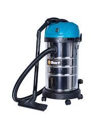Строительный <b>пылесос Bort BSS-1630</b>-<b>SmartAir</b> (Цвет: Blue)