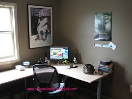 best color to paint an officeBlue Office Design44 300x240 Colors For Interior Office Walls