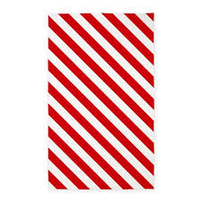 red and white striped 339x539 area rug by thetest red and white striped rug ikea
