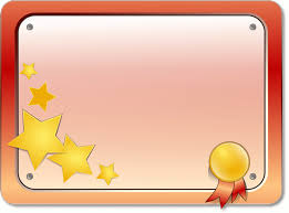 blank certificate templates for kids | Free Award Certificate ...