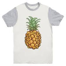 T Shirt With Pineapple Design Details About Pineapple Baseball T Shirt Indie Hipster Urban Print Design Mens Girls Tee New