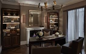 grand style home office. Belgravia Grand Townhouse, Luxury Interior Design | Laura Hammett Style Home Office