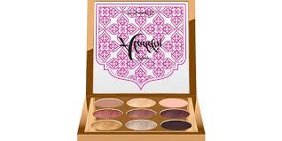 mac x disney aladdin makeup collection inspired by princess jasmine insider
