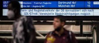 Geplanten fernverkehrsreisen, wenn sie nicht zwingend fahren müssen. Bahnstreik Der Gdl Beendet Verkehr In Rlp Normaler Swr Aktuell