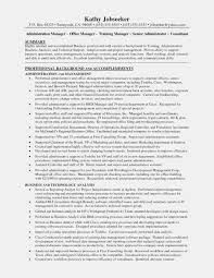 11 Medical Office Manager Resume Free Resume Templates Front