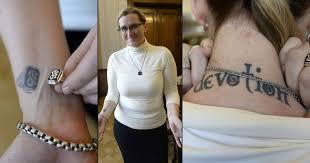 Ministryně šlechtová Ukázala Své Tělo Kolik Má Tetování Bleskcz
