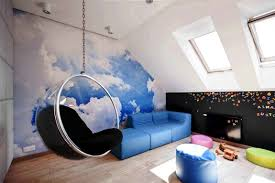 Bedroom Cool Hanging Chair For Inspirations Including Chairs .