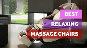 best massage chair reviews and ers guide 2018 edition