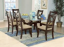 glass dining room table trellis square top round with chairs metal and kitchen wood large sets black set seater circular living furniture modern pedestal