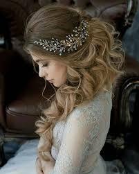 10 Lavish Wedding Hairstyles For Long Hair Wedding Hairstyle