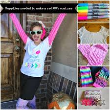how to make a rad 80 s costume 2 jpg 700 1 000 pixels mikailas style