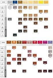 Redken Demi Permanent Hair Color Chart Redken Shades Eq Color Gloss Color Chart Beauty Hacks
