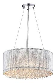 astounding large round crystal chandelier pictures concept