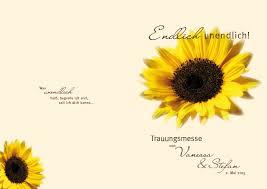 Kirchenhefte Sonnenblume In Ihrer Pracht