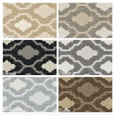 white and gold area rug gray rugs beautiful grey carpet zig zag