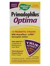Nature's Way - <b>Fortify Optima Probiotic</b> 35 Billion CFU