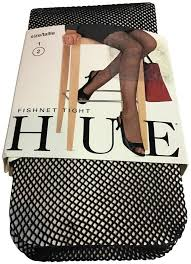 Hue Tights Size Chart Hue Black Fishnet Hosiery