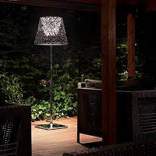 flos outdoor lighting. Floor Lamp Providing Diffused Light For Outdoor Use. Die-cast Aluminium Base And Stem Support. Galvanized Structural Parts To Protect Against Atmospheric Flos Lighting