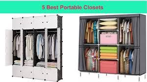 5 best portable closets 2019