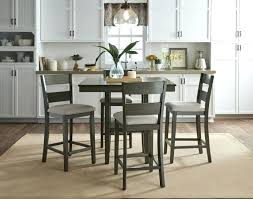 ikea table chairs tuck in bar stools liberty furniture magnolia manor dining splat back counter height