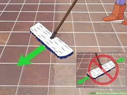 image titled clean slate floors step 2