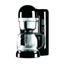 kitchenaid pour over coffee grinder review pour over brewer maker with one touch brewing and e artisan attachment kitchenaid pour over coffee brewer