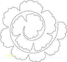 Paper Flower Templates Free Download Giant Paper Flower Template Free Large Printable All Tem Updrill Co