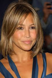 celebrities with fine thin wavy hair