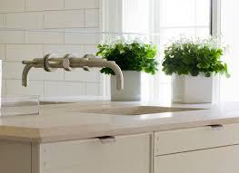 mirror mounted faucet contemporary