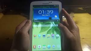 Samsung Galaxy Tab 3 T210 7.0 wifi Test ...
