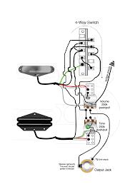 Modern telecaster wiring diagram wiring diagrams schematics