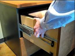 Hon File Cabinet Drawer Removal | Cabinetshopsnearme.com
