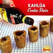 cookie shot glass no bake