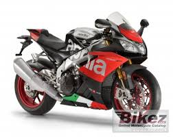 2018 aprilia rsv4 rf specifications and