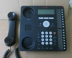 avaya 1616 i blk 1616i one x deskphone value edition voip ip telephone