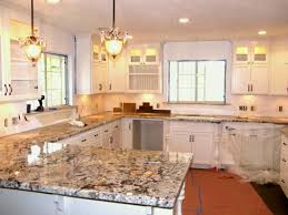 kitchen backsplash white cabinets brown countertop. Gallery Of Backsplash Ideas With White Cabinets . Kitchen Brown Countertop E