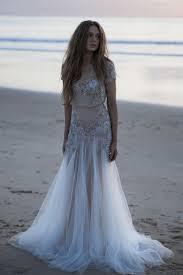 bohemian wedding dresses for stylish brides modwedding