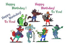 Image result for happy birthday animated gif