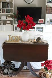 Sofa Table Design, Sofa Table Christmas Decorating Ideas Awesome Design  Brown Stained Finish Rectangle Fiberboard