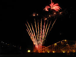 Lights At Lakemont Park File 1865 Altoona Fireworks Over Blair County Ballpark
